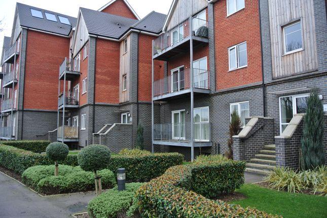 Thumbnail Flat to rent in 51 Millward Drive, Bletchley, Milton Keynes