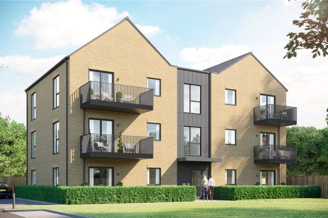 Thumbnail Flat for sale in Samara House, Larch Crescent, Hayes, Middlesex