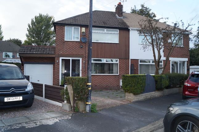 Thumbnail Semi-detached house for sale in Marine Avenue, Partington