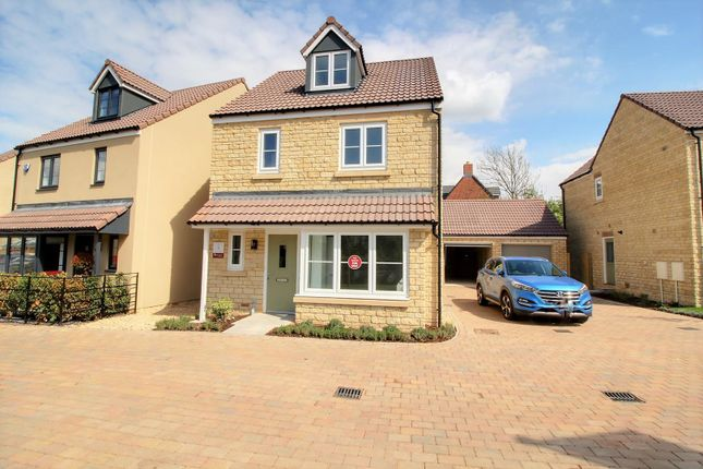Thumbnail Detached house for sale in Redwing Gate, Cam, Dursley