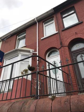 Thumbnail Terraced house for sale in King Edward Street, Blaengarw, Bridgend