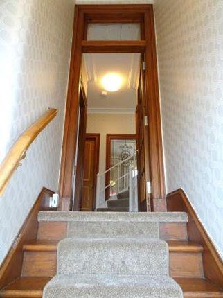 Entrance Into Hall