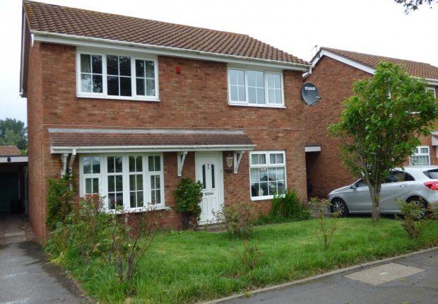 Thumbnail Detached house to rent in Witton Lodge Road Erdington, Birmingham