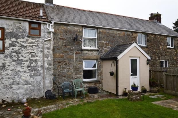 Thumbnail Terraced house for sale in Reawla Lane, Reawla, Hayle, Cornwall