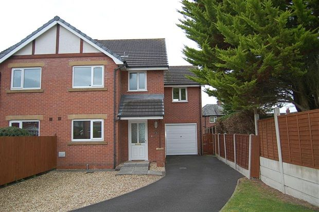 Thumbnail Property for sale in Alpine Heights, Preston