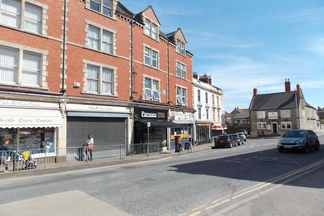 Thumbnail Flat to rent in Badcox, Frome