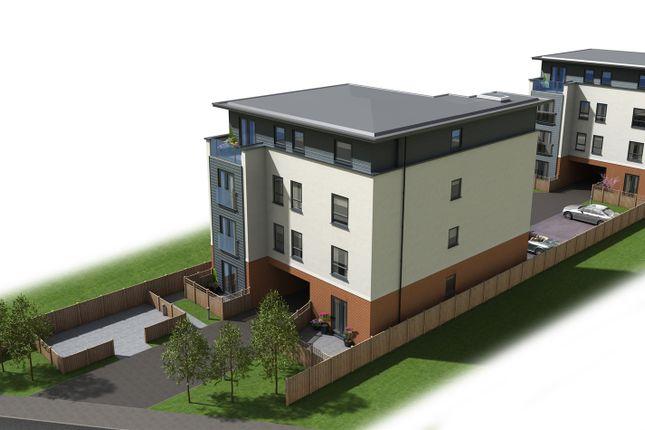 1 bed flat for sale in Holt Road, Fakenham