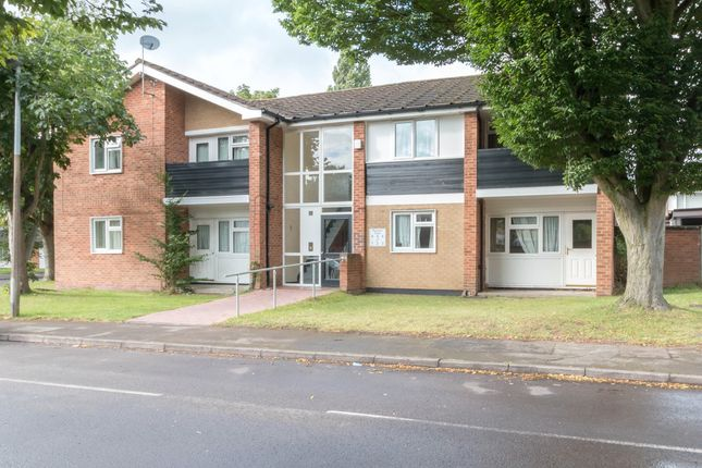 Thumbnail Flat for sale in Plestowes Close, Shirley, Solihull