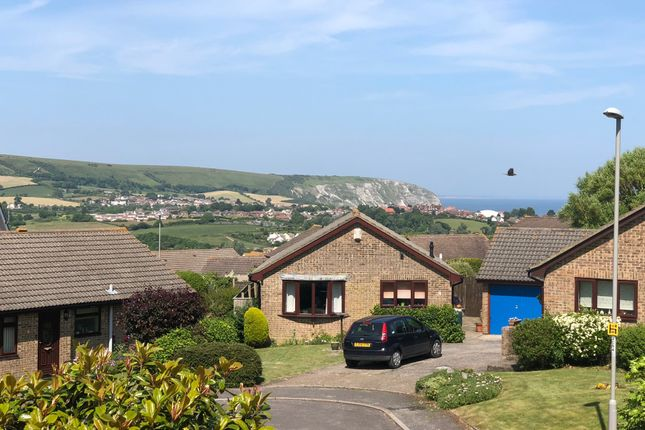 Views To The Sea of Casterbridge Close, Swanage BH19