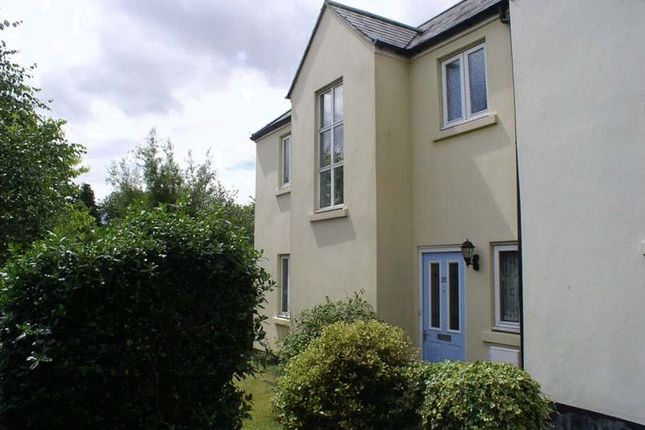 Thumbnail Terraced house to rent in Forder Meadow, Moretonhampstead, Newton Abbot
