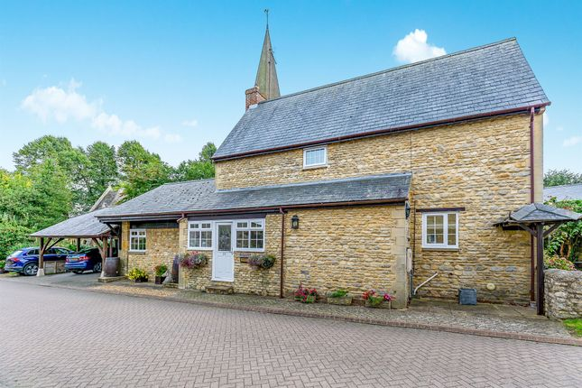 Thumbnail Detached house for sale in Church Lane, Evenley, Brackley