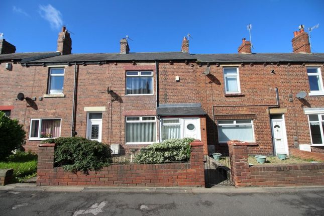 Thumbnail Terraced house to rent in Fell View West, Crawcrook, Ryton