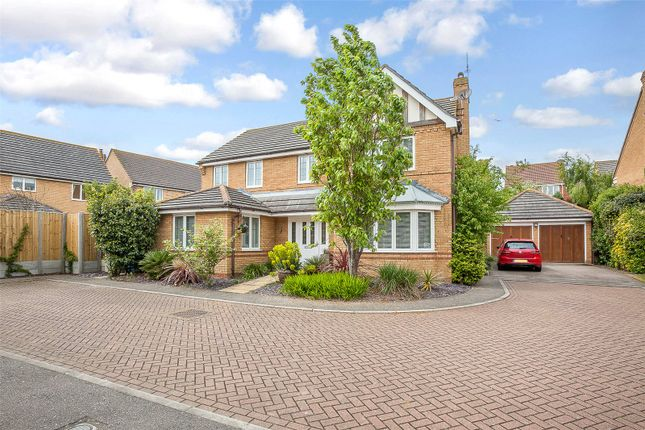 Thumbnail Detached house for sale in Lorimar Court, Sittingbourne, Kent