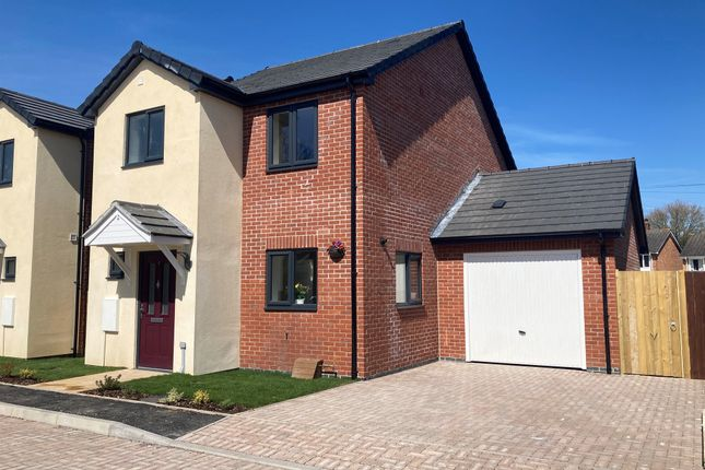 Thumbnail Detached house for sale in Grays Orchard Bulford Road, Durrington, Salisbury