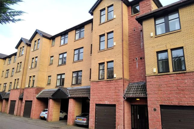 Thumbnail Flat to rent in 12 Millersneuk Court, Lenzie, Glasgow