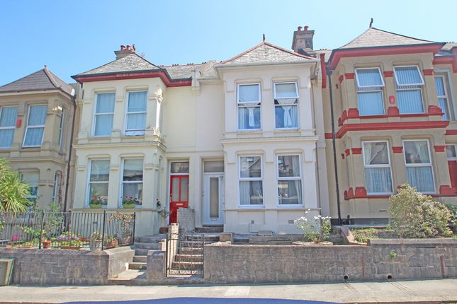 Thumbnail Terraced house to rent in Beresford Street, Stoke, Plymouth