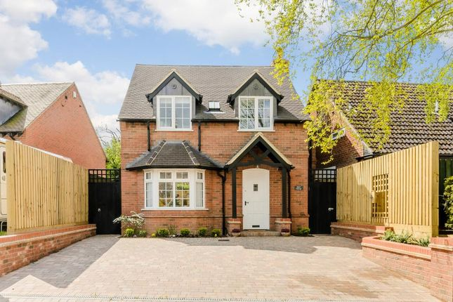 Thumbnail Detached house for sale in School Lane, Naseby, Northampton