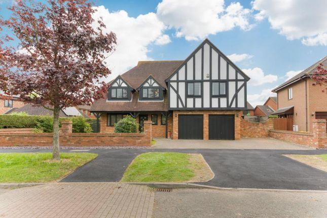 Thumbnail Detached house for sale in Boulters Lock, Giffard Park, Milton Keynes