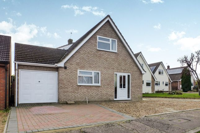 Thumbnail Property for sale in Lloyd Road, Taverham, Norwich