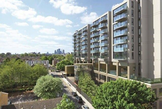 Thumbnail Flat for sale in The Vibe, Hackney