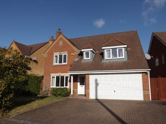 Thumbnail Detached house for sale in Sarisbury Green, Southampton, Hampshire