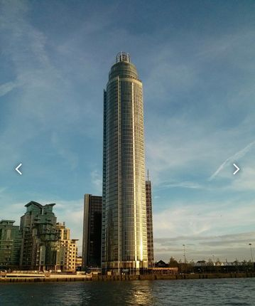 Thumbnail Flat to rent in 10 St George Wharf, London