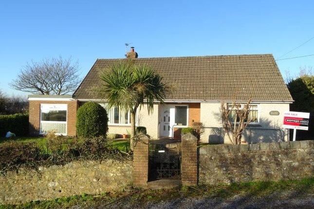 Thumbnail Bungalow for sale in Ty Coch Avenue, Coity, Bridgend
