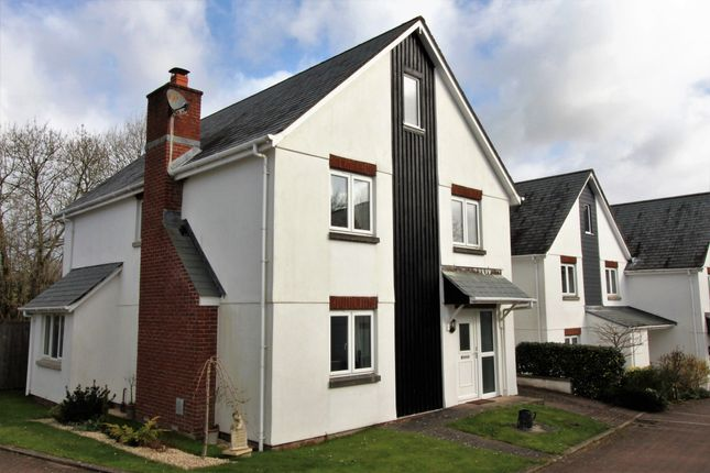 Thumbnail Detached house for sale in Trenance Drive, Lamerton, Tavistock
