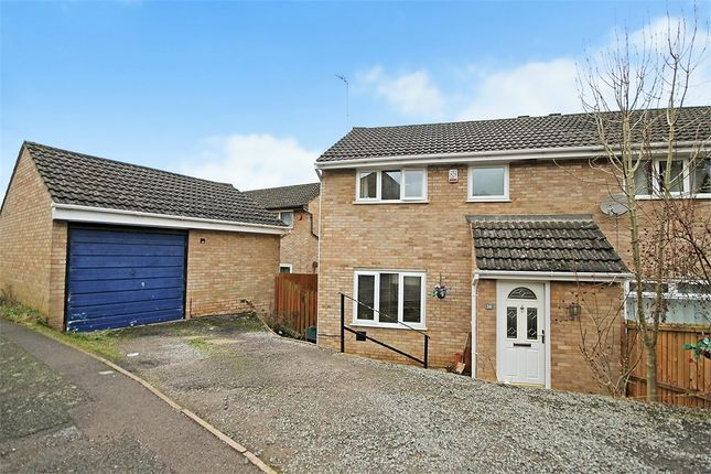 3 bed semi-detached house for sale in Chatsworth Avenue, Goldenash, Northampton