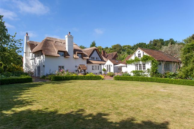 Thumbnail Detached house for sale in Whitehall Lane, Checkendon, Oxfordshire