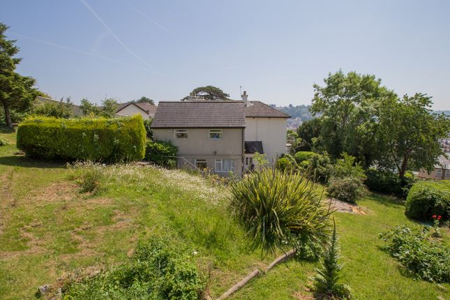 Thumbnail Detached house for sale in Knowles Hill Road, Newton Abbot