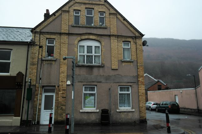 Thumbnail Flat to rent in Marine Street, Ebbw Vale