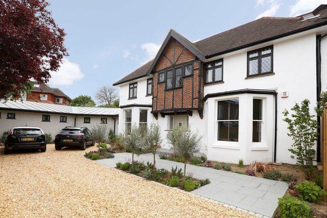 Thumbnail Flat for sale in Wimbledon Hill Road, Wimbledon Village