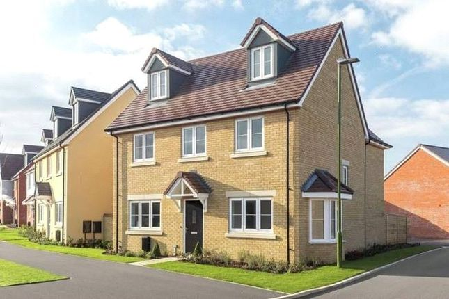 Thumbnail Detached house for sale in The Chichester Oatfield, Shopwyke Lakes, Shopwhyke Road, Chichester