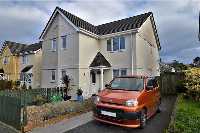 Thumbnail Semi-detached house to rent in Great Links Tor Road, Okehampton, Devon