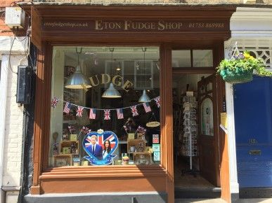 Thumbnail Commercial property for sale in High Street, Eton, Windsor