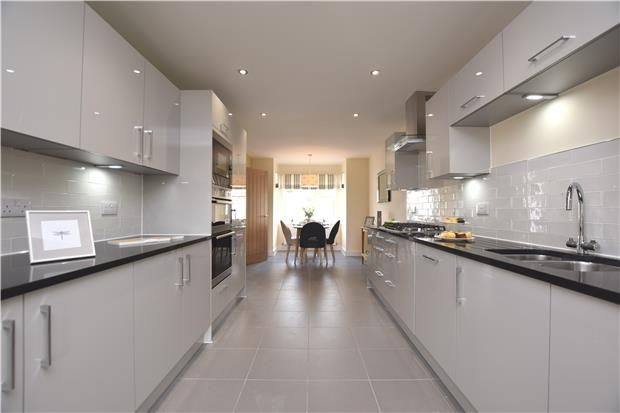 Thumbnail Detached house for sale in Avon Valley Gardens Bath Road, Keynsham, Bristol