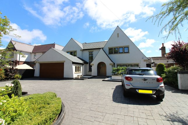 Thumbnail Detached house for sale in Linden Close, Cleveleys
