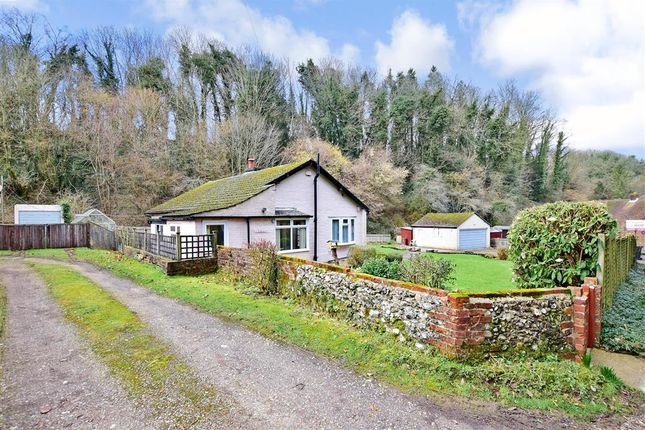 Thumbnail Detached bungalow for sale in Lynch Lane, West Meon, Petersfield, Hampshire