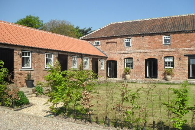 Thumbnail Barn conversion to rent in Mattersey, Doncaster