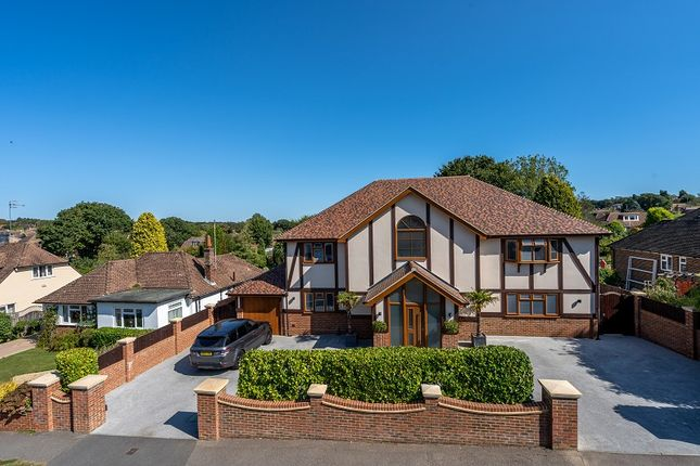 5 bed detached house for sale in Willow Drive, Bexhill-On-Sea, East Sussex. TN39