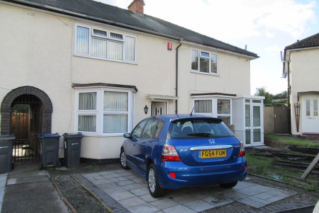3 bed terraced house for sale in Torrey Grove, Ward End, Birmingham, West Midlands