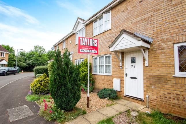 Thumbnail Terraced house for sale in Goodwood Gardens, Bristol, Somerset
