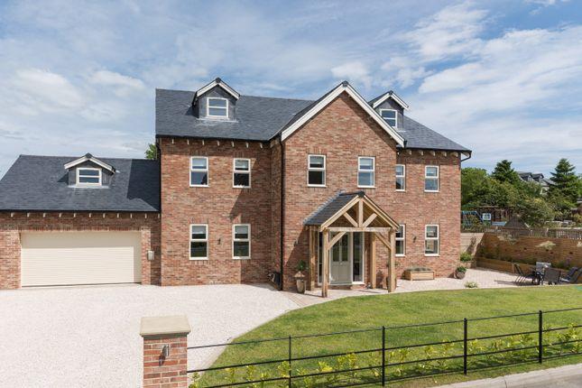 5 bed detached house for sale in 1 Medburn Close, Medburn, Ponteland, Newcastle Upon Tyne NE20