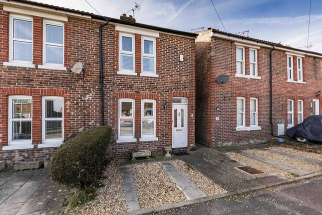 Thumbnail Terraced house for sale in Covington Road, Emsworth