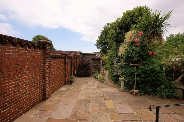 Garden of Oak Road, Fareham PO15