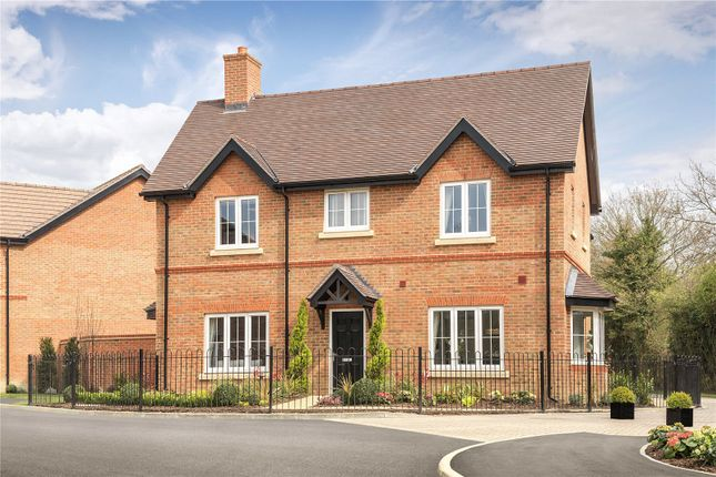 Plot 54 Exterior of Sweeters Field, Alfold, Cranleigh, Surrey GU6