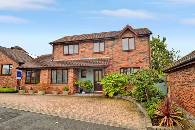 Thumbnail Detached house for sale in Adder Hill, Great Boughton, Chester