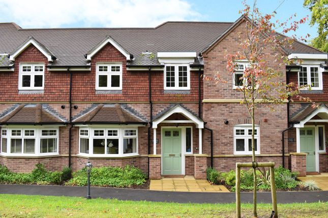 Thumbnail Terraced house for sale in Horton Road, Ashley Heath, Ringwood