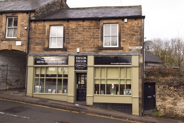 Thumbnail Flat to rent in High Street, Dronfield